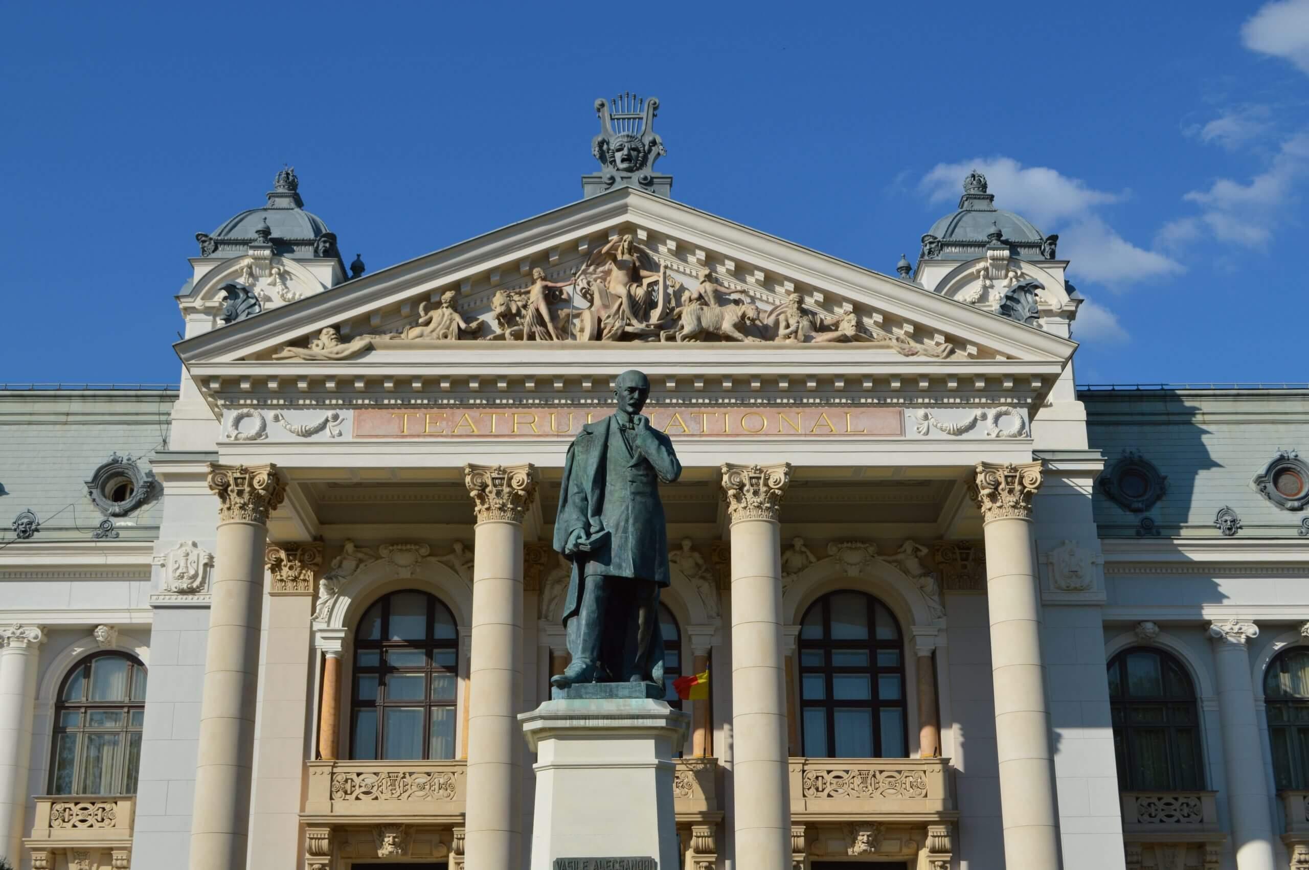 Teatrul Național Vasile Alecsandri Iasi